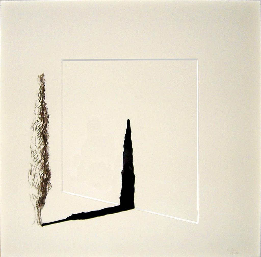 Noël Cuin, Sans titre, 1993-2012, 52 x 52 cm, courtesy Farideh Cadot & the artist