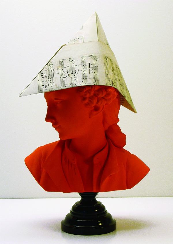 Pieter Laurens Mol, Sans Titre (Le jeune Mozart), 2007, 26 x 44 x 17 cm, Courtesy Farideh Cadot & the artist