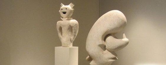 Joel Fisher – « ceramics & papier mâché »